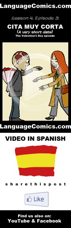 #Spanish practice and pronunciation. Enjoy and share! http://www.youtube.com/watch?v=gy6DXLlbPJY  ---------------------------------------------  Also find us on http://www.Facebook.com/LanguageComics - - -  http://www.YouTube.com/LanguageComicsTeam - - - http://www.Instagram.com/LanguageComics_