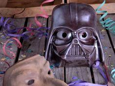 Receta   Máscaras en chocolate - canalcocina.es