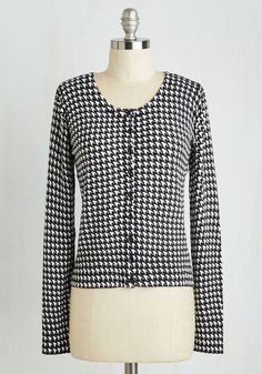 1950s Style Tops Stand the Test of Timeless Cardigan $49.99 AT vintagedancer.com