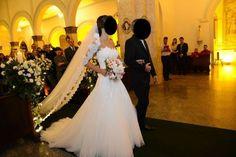 Vestido de noiva Pronovias – 2015. Usado uma vez. Lavado.
