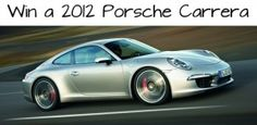 Win a 2012 Porsche 911 Carrera  with Falken Tires