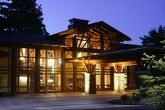 WIN IT! One night stay at  Alderbrook Resort & Spa
