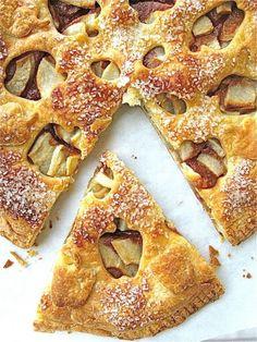 King Arthur flour apple recipes roundup