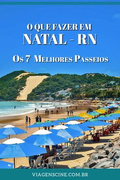 O que fazer em Natal RN - Os 7 Melhores Passeios e Pontos Turísticos do Rio Grande do Norte