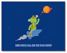 space cowboy. Jonesy