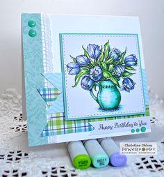 Power Poppy - The Blog: Birthday Sale • April Power & Spark • March Winner!