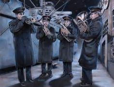 ... devastation of the Second World War, and hear a Salvation Army band