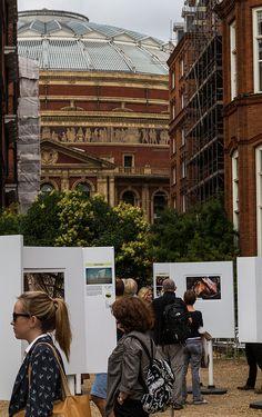 Royal Geographic Society, South Kensington, London