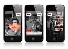 Vodafone e la prima iAd con creatività italiana