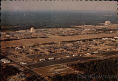 Aerial View of Fort Gordon Georgia
