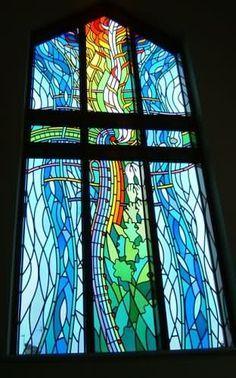 St Columbas' Church Darlington stained glass