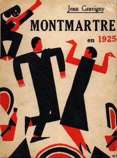 Cover by V. de Rego Monteiro - Paris, 1925