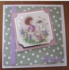 Crafter's Companion Angelica & Friends papercraft Kit