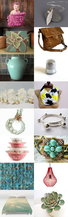 June shopping ideas by Faby Galaz and Hugo Gallegos on Etsy--Pinned with TreasuryPin.com