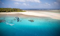 #Kiteboarding in #Micronesia by Jody MacDonald, via 500px
