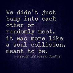 Soul collision