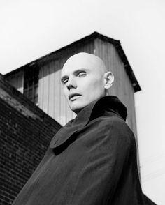 Nosferatu? No, Billy Corgan.