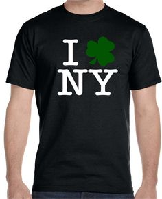 Now available on our store I Clover NY - St ... Check it out here!http://www.tshirtmegastore.com/products/i-clover-ny-st-patricks-day-t-shirt?utm_campaign=social_autopilot&utm_source=pin&utm_medium=pin 10% off all orders use code NEWSTUFF
