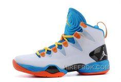 best service 43608 d3566 Russell Westbrook Air JD XX8 SE PE White-Orange Photo Blue For Sale Super  Deals XXBc4T, Price   81.00 - Reebok Shoes,Reebok Classic,Reebok Mens Shoes