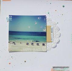 beach love by Kraftinkate at Studio Calico