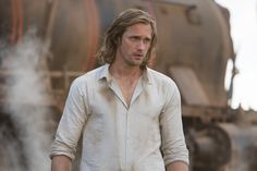 'The Legend of Tarzan': New Images Journey into the Jungle with Margot Robbie and Alexander Skarsgard Alexander Skarsgard Tarzan, Alexander The Great, Alexander Skarsgård, Tarzan Movie, Tarzan Funny, Skarsgard Family, Alex Pics, John Clayton, Movies