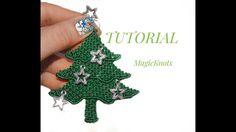 Macrame Christmas Tree ♥ DIY ♥