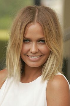 Lara Bingle - Hair Colour inspiration.