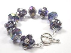Glass beads..