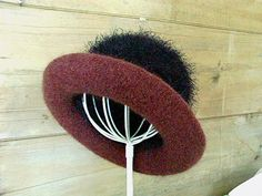 """""""Brown Betty"""" by Millinery Madness"""