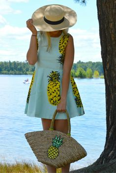 How adorable is this pineapple dress from @vipme_official ?! Use the code M_SIChelsea27 to get $15 off orders over $100! #VIPMe #Uniquely Me https://www.vipme.com/blue-sleeveless-printed-a-line-mini-dress_pV0001908301?utm_source=pinterest&utm_medium=SI&utm_campaign=Chelsea_Hetzel