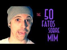 TAG - 50 fatos sobre mim - EMVB - Emerson Martins Video Blog 2013