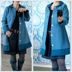 Love the coat- colour and design