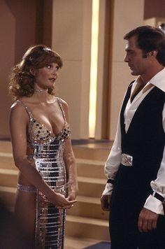 Gil Gerard and Pamela Susan Shoop in Buck Rogers in the 25th Century (1979)