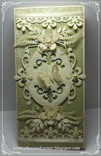 These are unbelievable cards - Spellbinders Fleur De Lis Motifs +