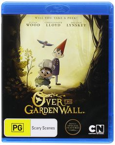 Over The Garden Wall (Limited Edition): Amazon.co.uk: Elijah Wood, Collin Dean, Melanie Lynskey, Nate Cash, Over the Garden Wall (Blu-Ray), Over the Garden Wall: DVD & Blu-ray