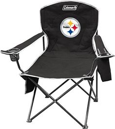 NFL Steelers Cooler Quad Chair Coleman