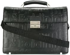 Baldinini logo embossed briefcase Briefcase, Just For You, Adventure, Logo, Business, Medical Bag, Logos, Briefcases, Fairy Tales
