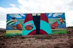 Mata Ruda. The Painted Desert Project 2014. Kaibeto, Arizona. Navajo Nation. (photo © Jetsonorama)