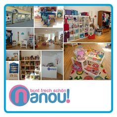 Nanou, shop for kids Bunt, Places To Go, Photo Wall, Shopping, Children, Frame, Store, Home Decor, Store Interiors