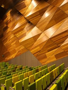 MELBOURNE CONVENTION & EXHIBITION CENTRE, AUSTRALIA, designed by Joint Venture Architects Woods Bagot & NHArchitecture for the Plenary Group consortium