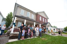 MBI member PCL Construction partners with Habitat for Humanity in Ontario to build homes