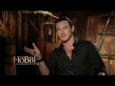 TODAY talks to Luke Evans about 'The Hobbit: The Desolation Of Smaug'