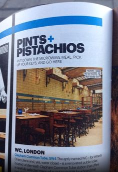 ShortList review of WC Clapham