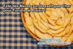 Fête des Mères : un Dessert Pas Cher pour Fondre de Plaisir !