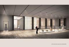 Galeria - Primeiro Lugar no concurso para o anexo do Museu Histórico Nacional do Chile - 2