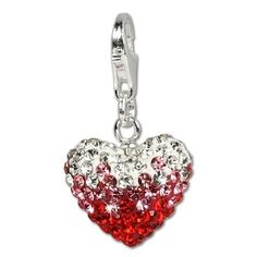 SilberDream Glitter Charm Swarowski Elements heart red ICE , 925 Sterling Silver Charms Pendant with Lobster Clasp for Charms Bracelet, Necklace or Earring GSC002 SilberDream Crystal http://www.amazon.com/dp/B005FW65J8/ref=cm_sw_r_pi_dp_WMZYub0PAE7BX