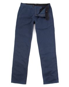 LUCCHIN - Slim fit chino