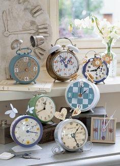 customized alarm clocks