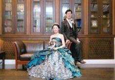 静岡市Sご夫妻 ロイヤルセントヨーク、エドワードハウスにて