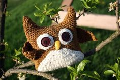 Amigurumi Owl Crochet  Pattern by jspirik on Etsy, $4.00